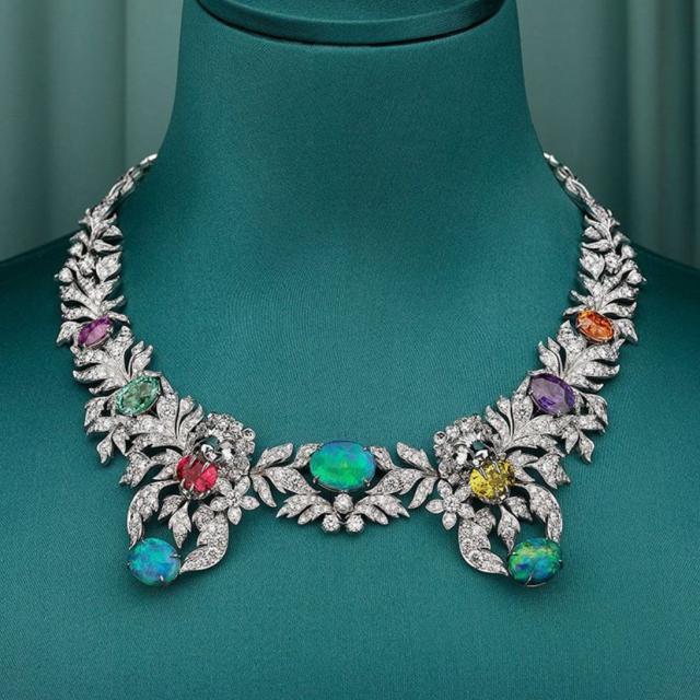 精美的宝石是永恒的 奢华珠宝品鉴之四十七