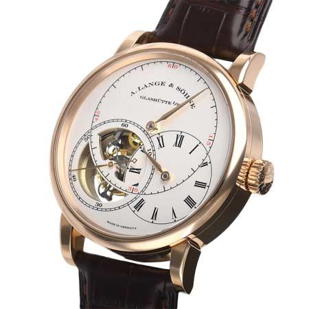 成熟魅力男士必戴的物品 朗格奢侈品牌手表