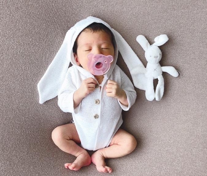 麦迪娜回应儿子名字 原来宝宝的名字另有寓意