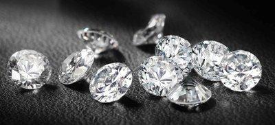 为什么有的钻石没有腰码?