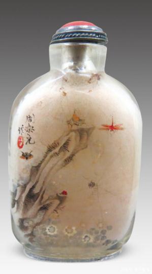 内画鼻烟壶:雅俗共赏中最为典型的代表