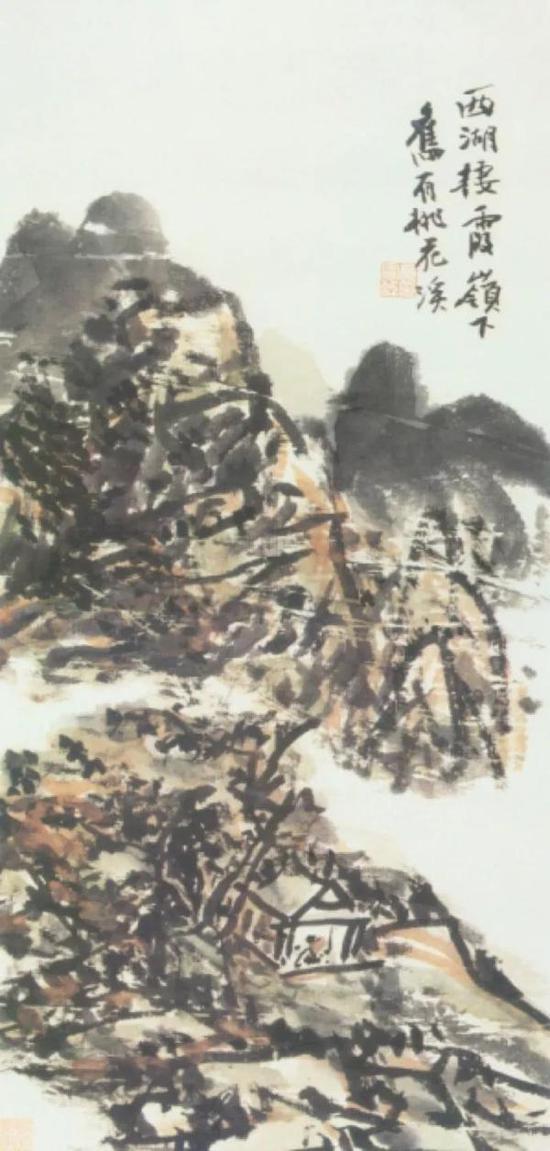 塞尚是如何达到与中国画的会通之路?