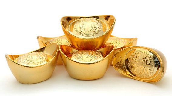 现货黄金自高位回落逾10美元 今日又是不平静一天!