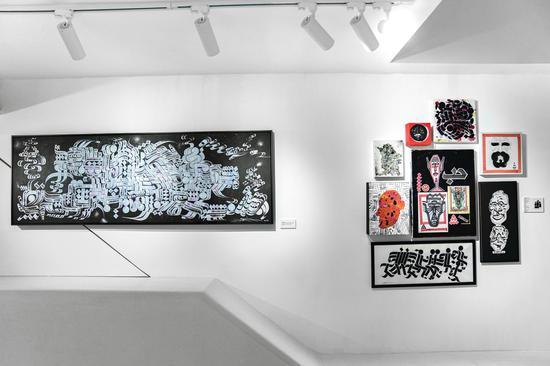 """Rostarr的最新艺术展""""Introspectives""""将在香港举行"""
