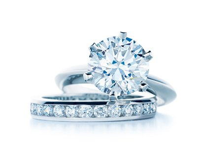 蒂芙尼戒指适合当订婚戒指吗