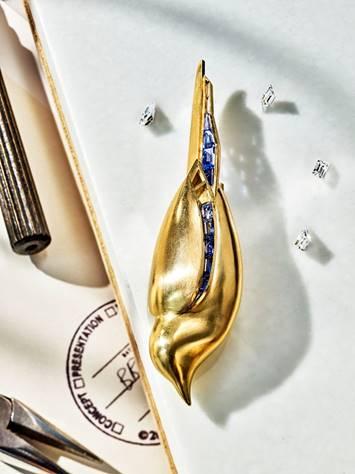 """蒂芙尼以""""珍奇屋""""为主题推出全新2019 Blue Book高级珠宝系列"""