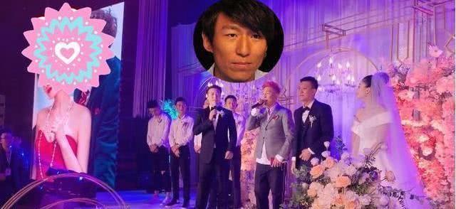 陈羽凡接婚礼商演 清唱《最美》气氛尴尬