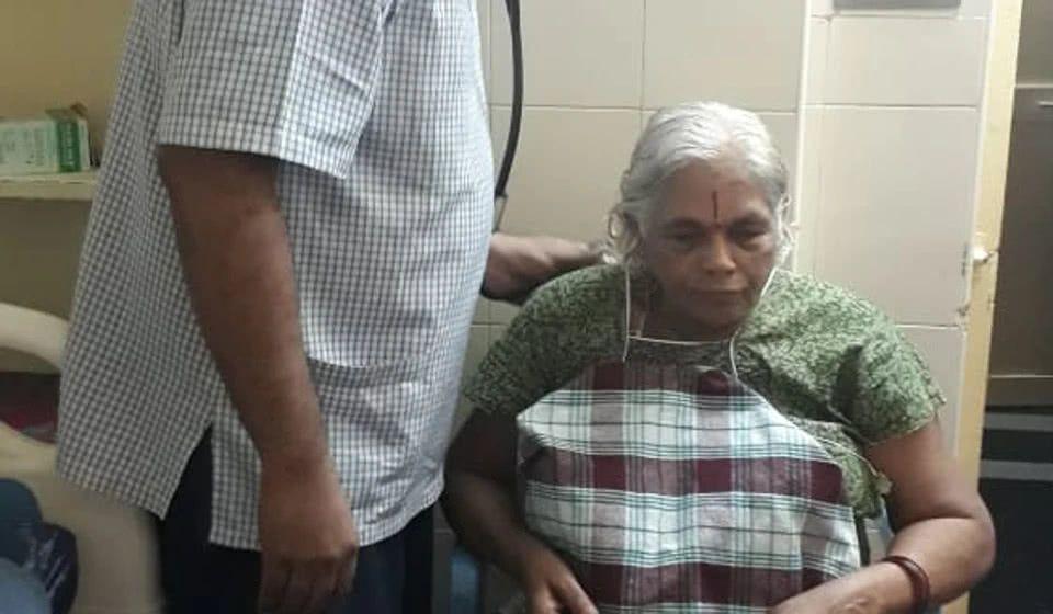 74岁女子诞下双胞胎 或是印度有史以来生育年龄最大女性