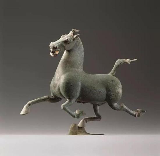揭秘国宝铜奔马发现出土时的一些鲜为人知的故事