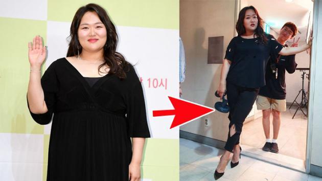 40岁女星狂减48斤 减肥期间一点碳水化合物也不吃