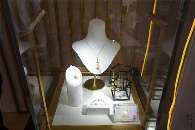 """金弘珠宝以""""创新智造""""的经营理念 打造行业标杆"""