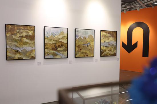 """2019年度""""青年艺术100""""北京启动展的盛宴隆重开启"""