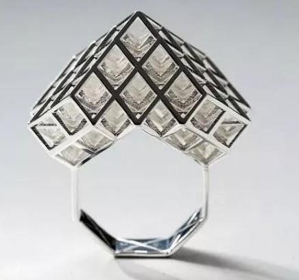 3D打印技术为珠宝等行业带去了新的可能