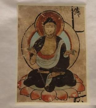 280余件敦煌流散海外文物复制品在甘肃敦煌国际会展中心展出