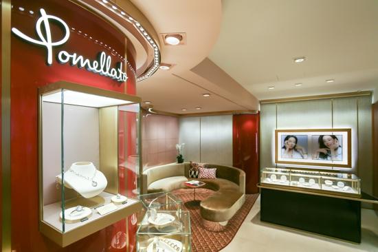 Pomellato宝曼兰朵北京国贸店重装开幕 展现着意式匠心的独创时尚