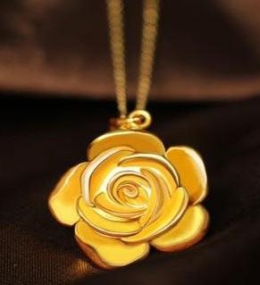 高纯度的黄金首饰特点