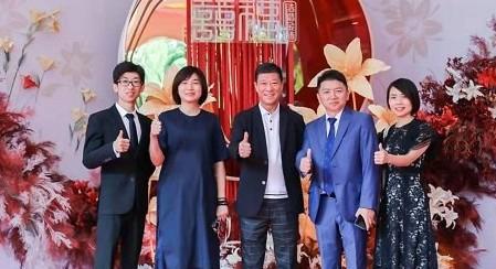 2019囍福珠宝全球合作伙伴大会落在举行