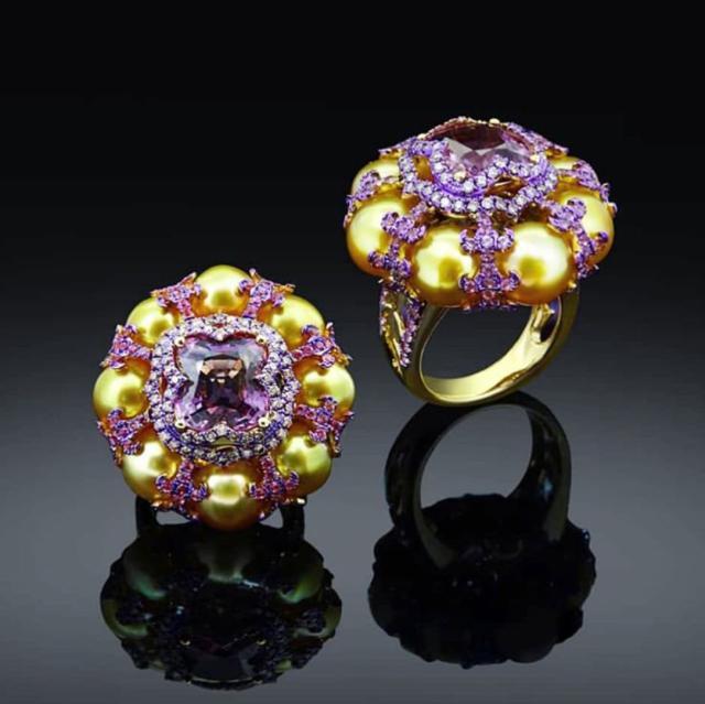 这些珠宝所代表的艺术性和历史性 你知道吗?