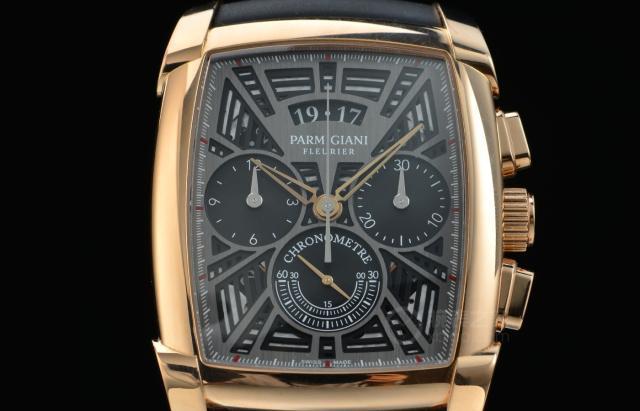 """帕玛强尼Kalpagraphe Chronomètre钛金腕表给人留下深刻印象 """"佩戴舒适""""才是首要关键"""