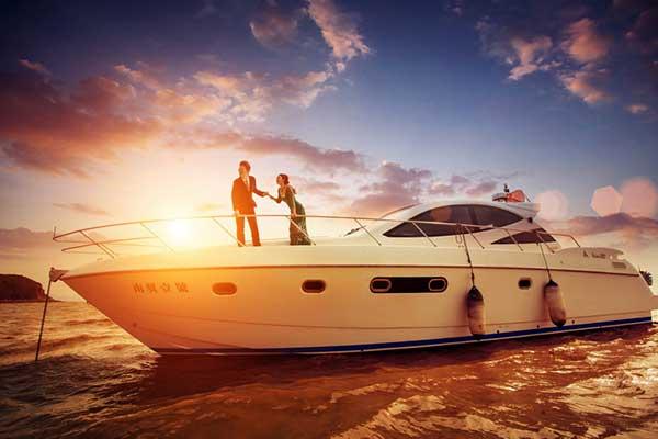 随着经济的进步 豪华A1E游艇驾照培训真的需要
