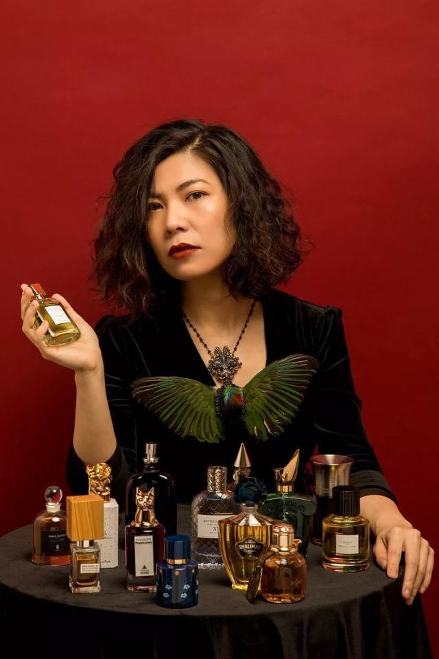 宝藏女孩的人生 拥有300瓶香水是一种怎样的体验?