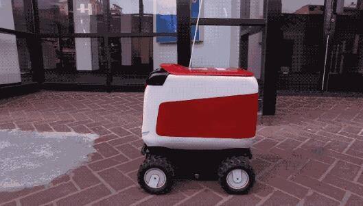 无人车用人冒充AI 在南美雇人远程操控