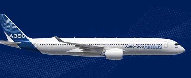 空客已开始在A350-900飞行实验室飞机上进行物联网-连接舱技术的飞行试验