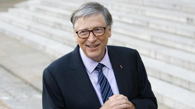 比尔盖茨捐赠350亿 今年净资产仍大幅增长