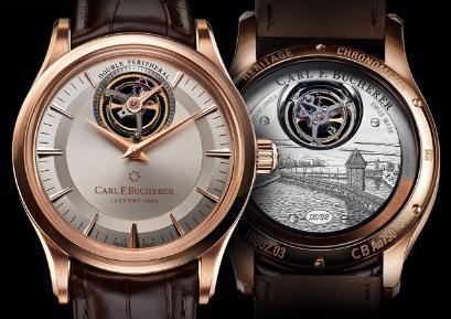 盛时携手瑞士知名钟表品牌宝齐莱进行一场独家的限量表款发售