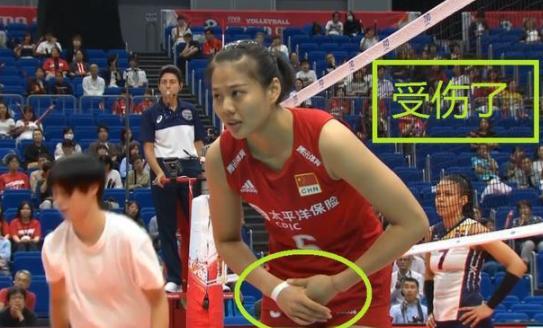 龚翔宇回应受伤 右手受伤被换下场