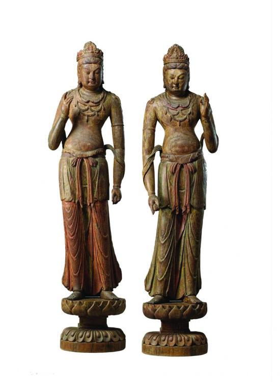 中国古董在拍卖市场依旧强势