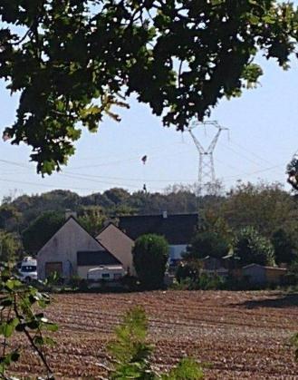 比利时战机在法坠毁 两名飞行员成功跳伞逃生