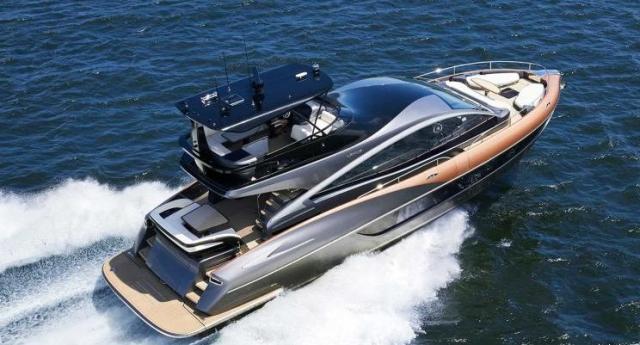 雷克萨斯顶级奢华游艇终于正式下海了 10月31日正式上市销售