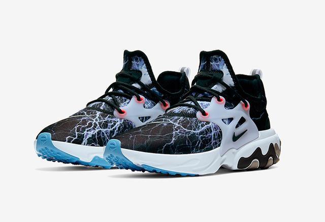 经典鞋款迎来全面升级!搭载React缓震科技的Nike React Presto让人眼前一亮