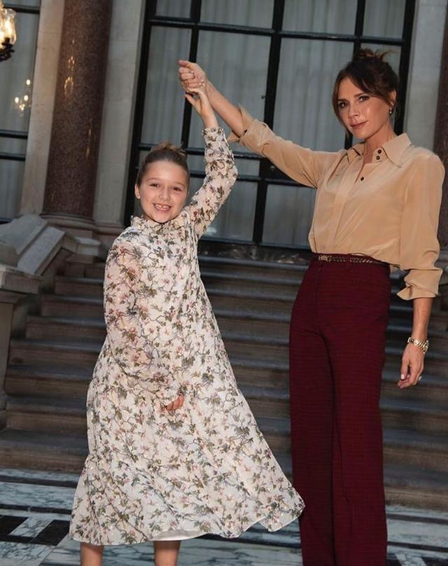 Victoria Beckham打破了单个品牌在伦敦时装周上创下的最高 MIV纪录