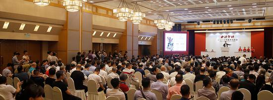西泠拍卖杭州总部举行全门类藏品公开征集活动