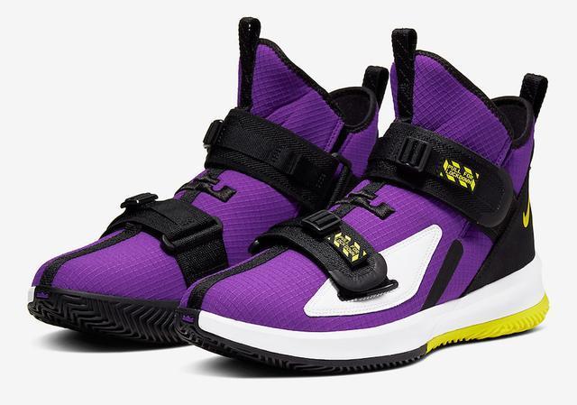 新Nike LeBron Soldier 13下周登场 惊艳到你了吗?