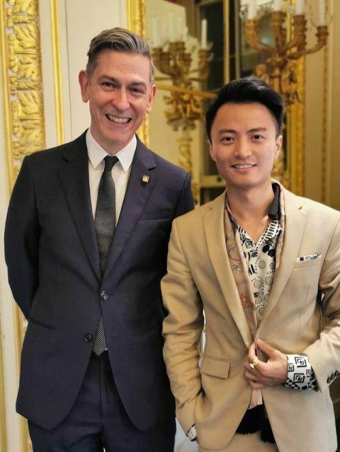 高级珠宝设计师曾子谋受邀参加第37届英国金匠展