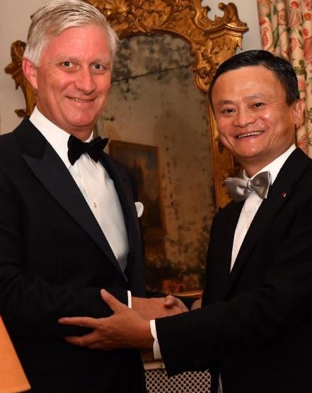 马云被授皇冠勋章 系唯一获得该等级勋章的中国人