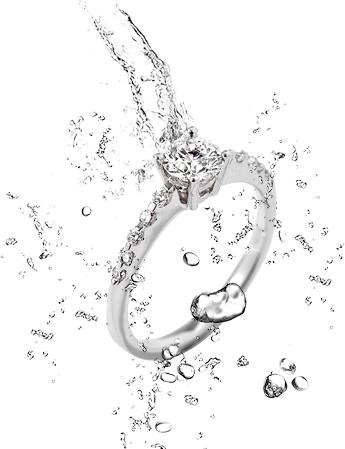 怎么清洗钻石戒指