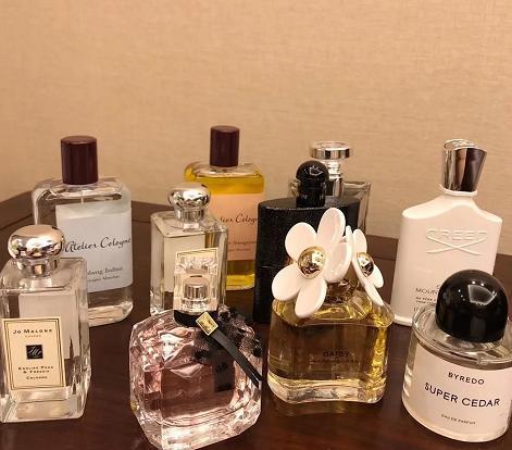 用到空瓶的几款香水 你值得拥有!
