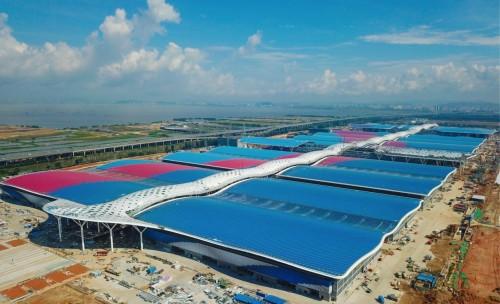 新中国会展业经历了从无到有的起步逐步壮大 成为重要的新经济产业之一
