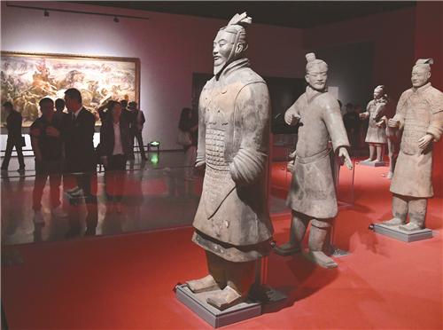 秦始皇帝陵博物院举办40周年院庆大会隆重开启