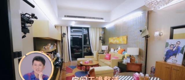 戚薇北京豪宅曝光 面积虽小却简单温馨