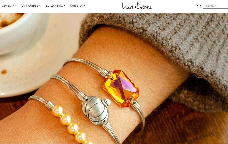 美国手工珠宝品牌Luca + Danni, Inc完成一轮620万美元的融资