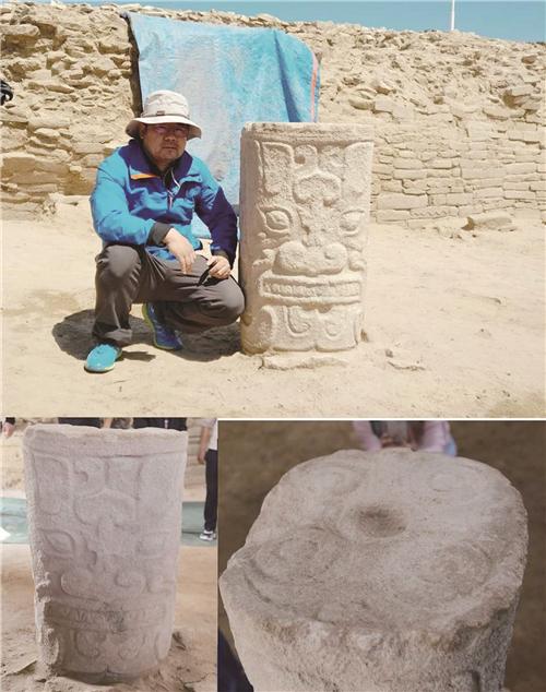 石峁皇城台考古新发现 颠覆传统认知