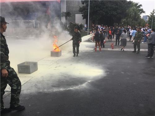 四川举行全省文物消防安全培训班