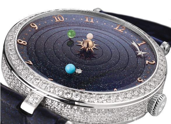 星空手表 你最喜欢的是哪款呢?