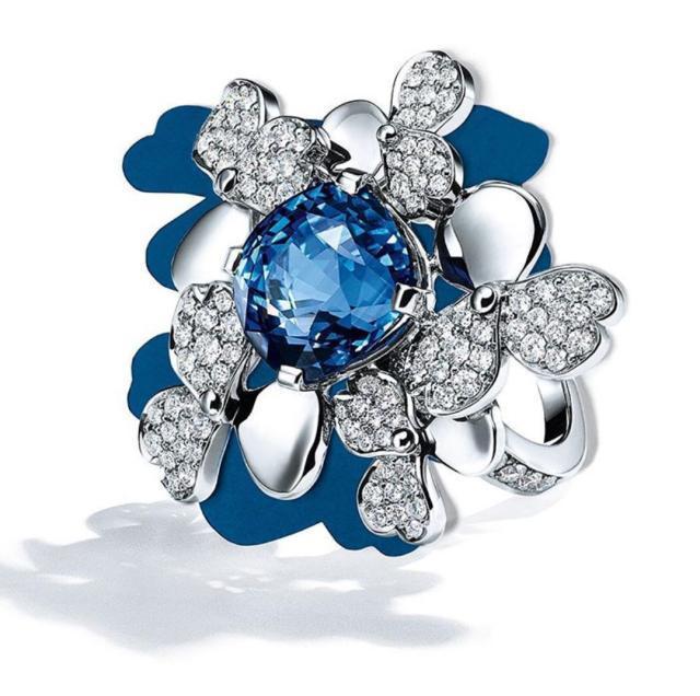 不是所有的蓝碧玺都是蓝宝石