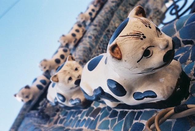 """一座价值连城的""""中国古瓷博物馆""""使用了20多吨玛瑙 4000多件古瓷器"""